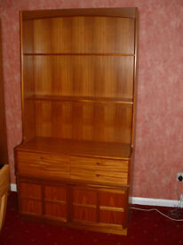 Nathan Teak Wall Unit