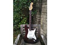 2002 Fender USA Highway 1 One Strat Stratocaster