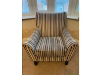 Armchairs x2 Hardly Used VGC