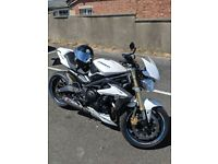 2013 Triumph Street Triple (675cc) *sold*