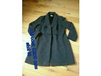 Stunning ladies coat cost £200 new size 18