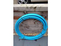 Blue Water Pipe 25mm and 32mm - 10 metres