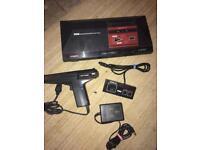 Sega master system mk1 console