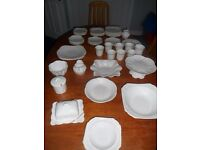 Beautiful Shelley Dainty China 56 Piece Set