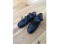 Fays heavy shoes Irish dancing Size 13