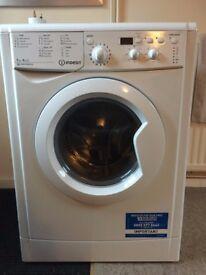 Indesit IWDD7143 Washer Dryer - One year old