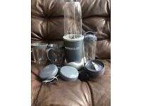 Nutribullet with accessories