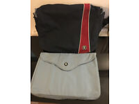"""Crumpler Laptop Bag with Seperate Padded Sleeve - Size 15/17"""" Laptops - Blue"""