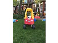 Little Tikes Coupe truck