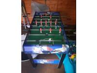 Table football free to a good home