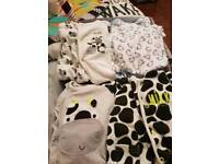 Sleep/body suits baby clothes