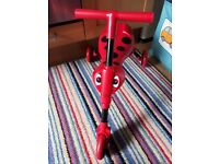 Scuttle bug toddler trike good used condition
