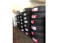 New And Partworn Tyres