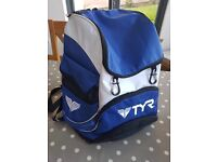 TYR swimming bag as new used a few times