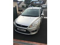 Ford Focus 1.6TDCi. Must go Sunday morning
