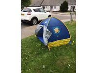 Nivea pop up beach tent