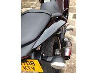 Kawasaki ninja 250 (ex250)