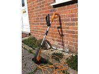 Grass electric strimmer