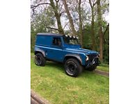 CHEAP... DEFENDER 90 200TDI ... FuLly rebuilt .. 110 300tdi .. raptor