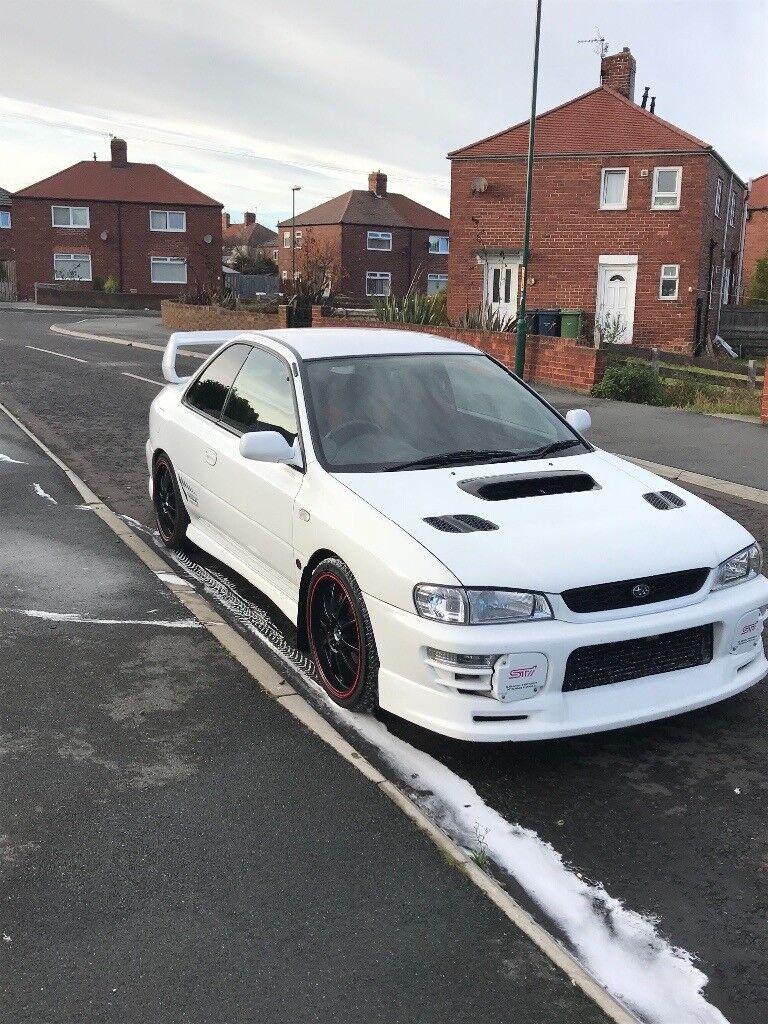 Used Subaru Wrx Sti >> 1997 Subaru Impreza V3 WRX STI Type R | in Hebburn, Tyne and Wear | Gumtree