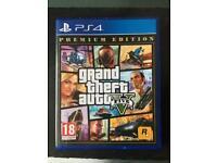 PLAYSTATION 4 PS4 GAME GTA 5 GTA V
