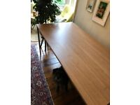Large desk or table