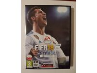 Fifa 18 pc game new