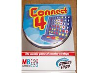 MB Games Connect 4 games to go