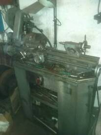 miford lathe with extras