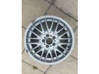 Bmw mv1 rear alloy wheel 8.5 j