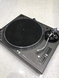 Technics 1210 mk3d rare mint with original box