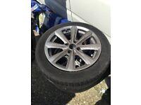 Torra alloy wheels