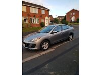 2010 Mazda 3 TS. 58000 miles. Mot Sept 2018. Mint Drives 100%