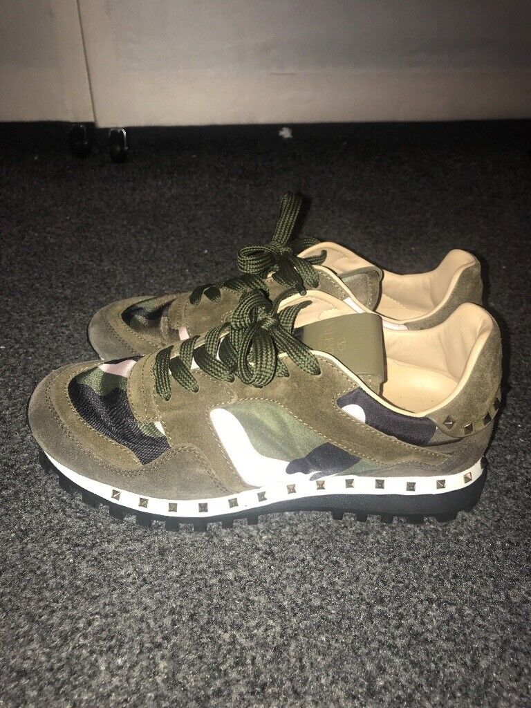 Valentino Women s Sneakers Size 4 8c5ab0bb6