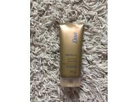 Dove tanning lotion