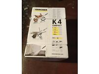 Karcher power washer(k4 compact)