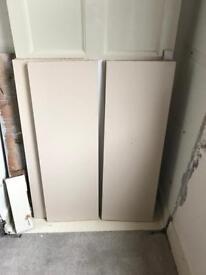 FREE wooden shelf planks