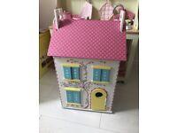 Dolls house -the lollipop house by dolls house emporium