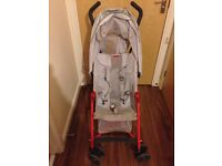 MacLaren Mark 2 Lightweight Baby Toddler Pushchair Pram RRP £125 Used only handful of times £40 ono