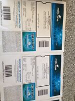 Journey Tickets - 2 tickets available - Sunday night show