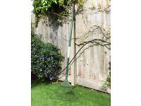 Garden rake - £2.50