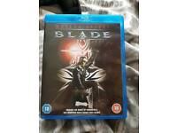 Blade blue ray