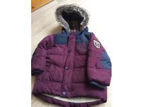 Next Winter Coat, size 18months - 2years