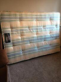 Double mattress 4ft 6 superb