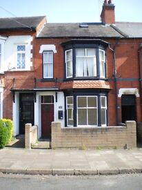 Ground Floor Flat, Winchester Avenue, off Narborough Road, Leicester.
