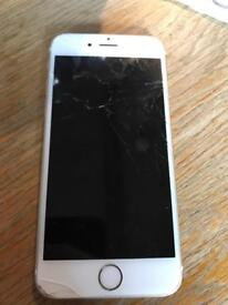 iPhon 6s gold