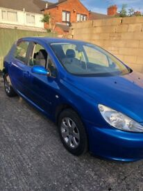 Peugeot 307 HDI for Sale