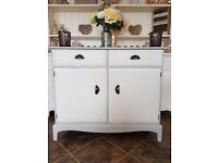 Stag Minstrel sideboard solid wood and hand painted