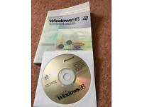 Microsoft Windows '98 Media & Booklet