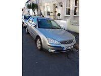 Ford Mondeo 2 litre petrol automatic silver